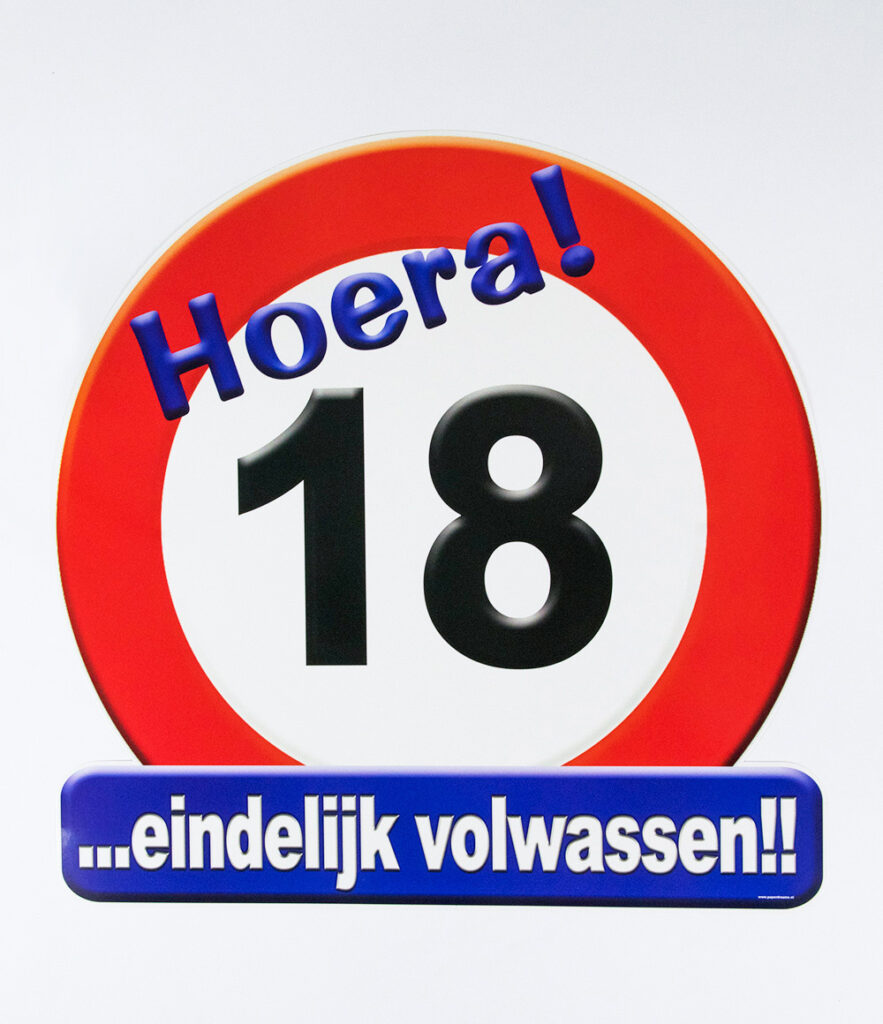 DVV 18 jaar